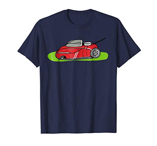 Robot Lawn Mower T Shirt Gift Shirt For Dad Uncle